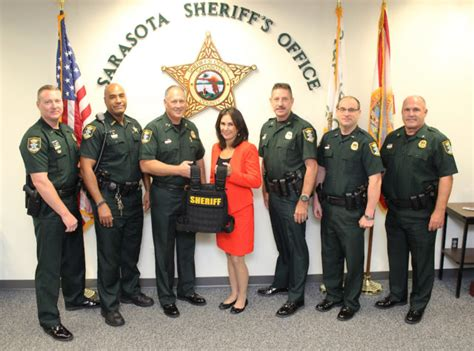 Sarasota County Clerk S Office by Sheriff S Office Purchases 350 Ballistic Vests With
