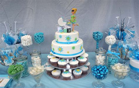 Cake Table Decorations For Baby Shower by Baby Shower Cake Table Cake Ideas