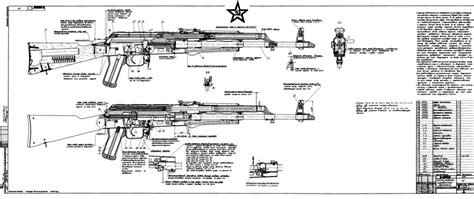 ak 47 blueprints modernizing kalashnikov signed blueprint russian legacy