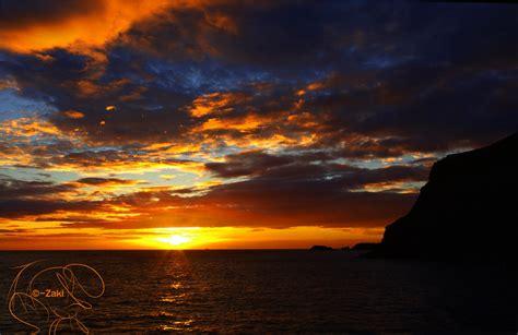sunset orange orange sunset by zaki994 on deviantart