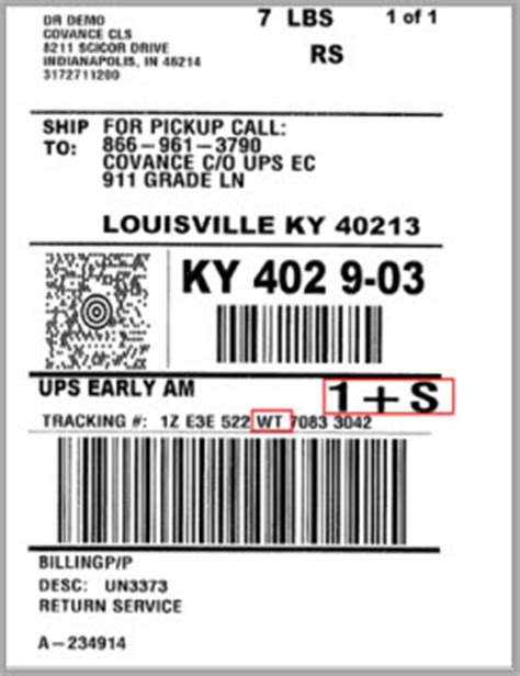 printable ups labels covance insite newsletter issue 8 jan 2013 at covance