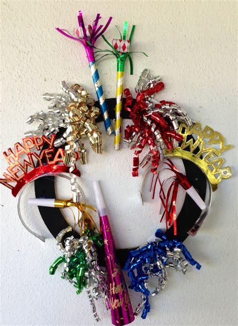 new year wreath new years wreath new years ideas
