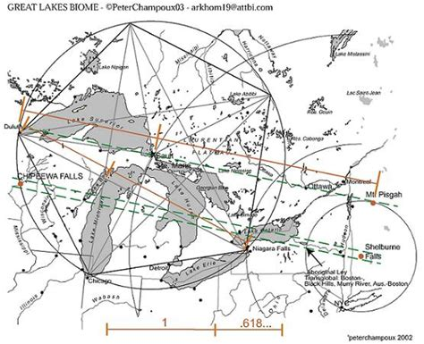 ley lines map image great lakes ley line map jpg dresden files