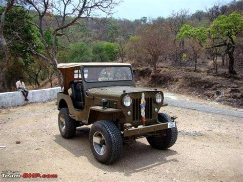 Jeep Cj3b For Sale Willys Cj3b 4wd Diesel Jeep For Sale From Mettupalayam