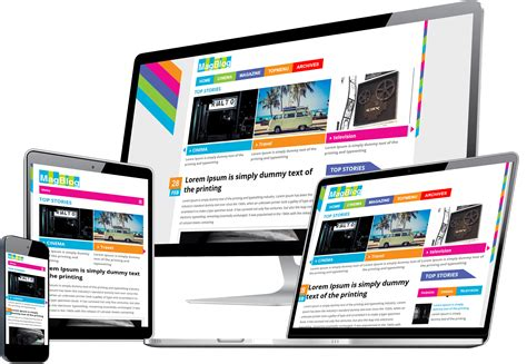 mobile isp landing portal for telcos isp mobile website design