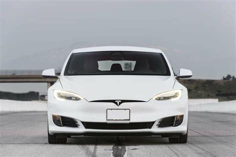2017 white tesla model s テスラ モデルs p100d が驚異的な加速力を発揮 0 60mph加速で市販車最速となる2 28秒を記録