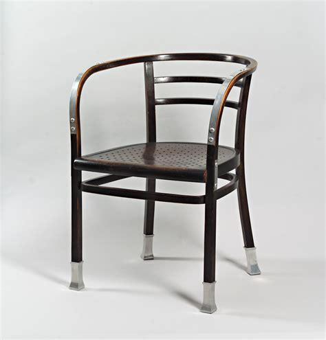 Bentwood Armchair Wiener Werkst 228 Tte Sammlungsschwerpunkte Sammlung