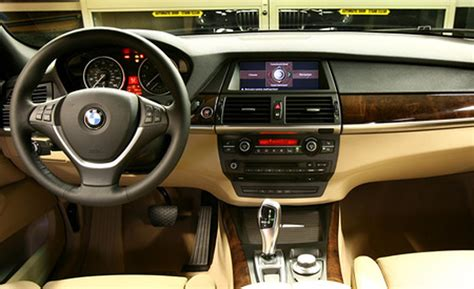 Bmw 2007 Interior by Car And Driver