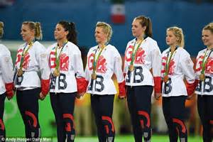 olympics golden girl hockey ace sam quek says girls can be sporty team gb confirmed to finish second in rio 2016 olympic