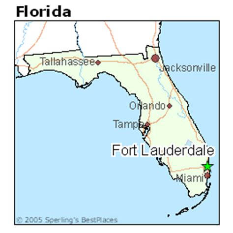 where is fort lauderdale florida on the map best places to live in fort lauderdale florida
