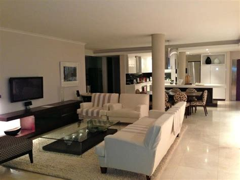 Open Plan Kitchen And Living Room by Spectacular Apartment But Missing A Few Basic Requirements