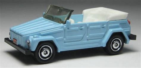 volkswagen thing blue matchbox 75 volkswagen thing
