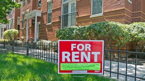 appartment for rent renting from site signs depaul edition