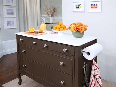 Dresser Into Kitchen Island by Dresser Turned Into Kitchen Island Kitchens