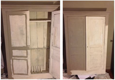 Rénovation Armoire Ancienne by Relooker Armoire Amazing Meuble Relook Vendre Gnial
