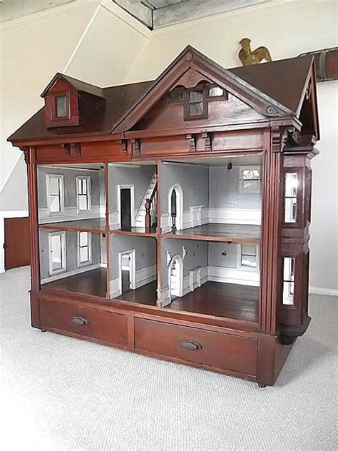 dollhouse kitchen cabinets 1800 s antique cabinet doll house rick maccione dollhouse