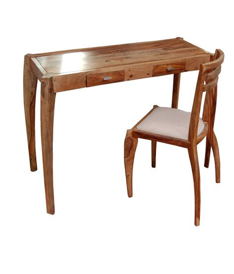 study table with chair ursa major console study table with chair buy ursa