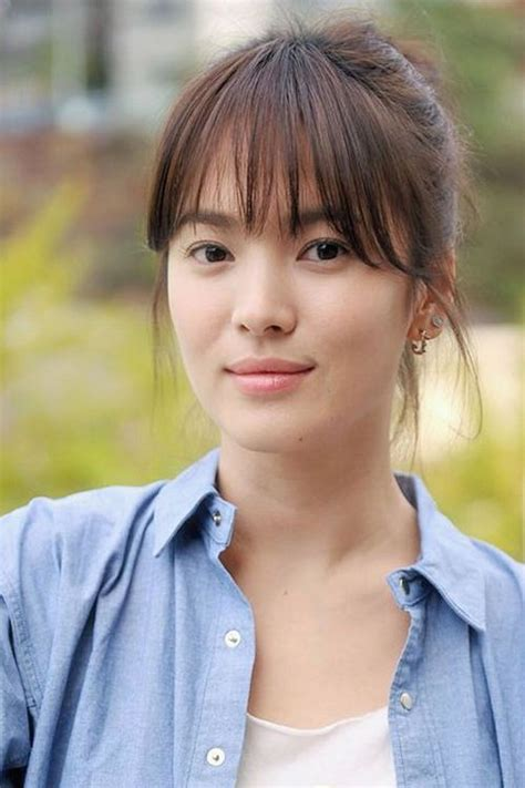 Song Hye Kyo House by Best 25 Song Hye Kyo Ideas On Bangs Korean Actresses And Gentleman Songs