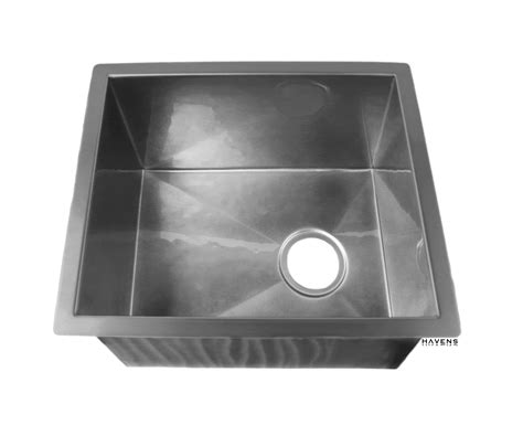 copper sink with stainless steel lavo stainless steel farm sink bar prep havens metal