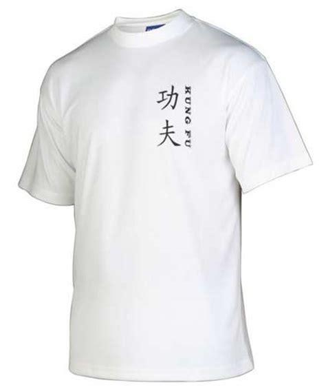 Kaos Tshirt T Shirt Adidas Karate shirt kung fu