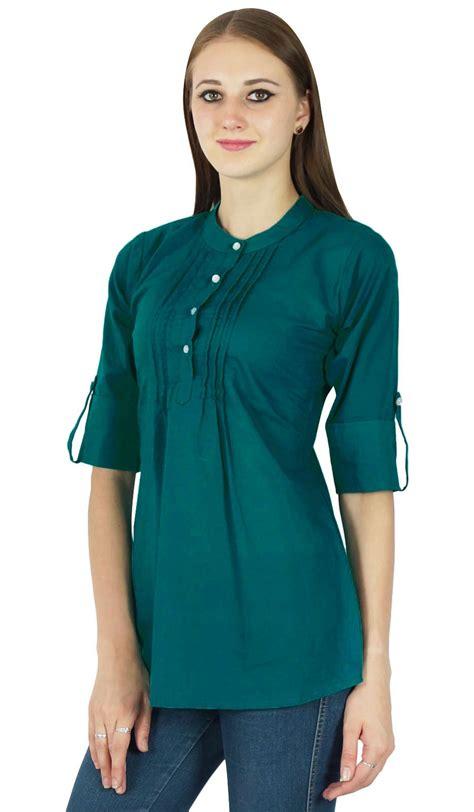 Plain Tunic Blouse other s clothing phagun plain blouse casual