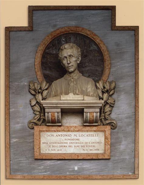 librerie universitarie verona antonio locatelli le fondateur il santo dei miracoli