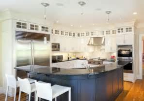 high end kitchen islands luxurious island design ideas for high end kitchen countertops