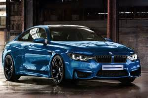 a special bmw m4 coupe will debut at goodwood