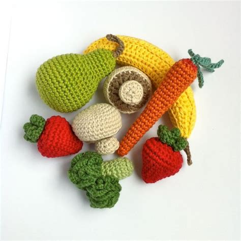 amigurumi vegetables pattern 181 best amigurumi fruit vegetables images on pinterest