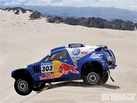 volkswagen dakar dakar rally volkswagen touareg tdi european car magazine