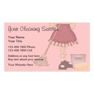 cleaning business cards ideas cleaning service gifts cleaning service gift ideas on zazzle