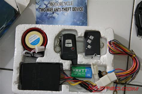 Alarm Motor Mp 2 Way review alarm mp 2 way system pengaman motor canggih sob
