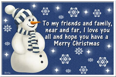 merry christmas quotes  friends  family quotesgram