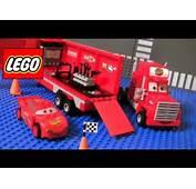 Cars 2 Lego Macks Team Truck 8486 Complete Blocks