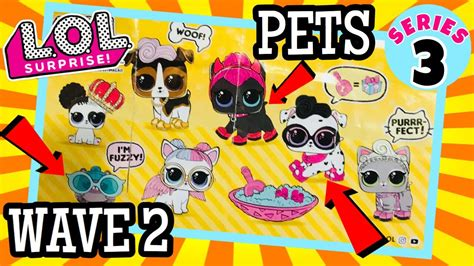 Sold Out Lol Pet Series Wave 2 1 lol pets wave 2 all pets revealed dpci upc codes l o l series 3 confetti pop