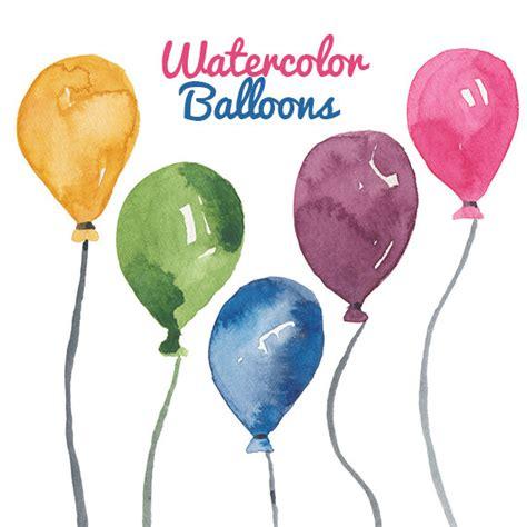 palloncini clipart watercolor balloon clipart birthday clip balloons