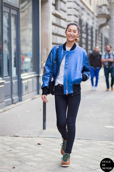 Style Liu by Fashion Week Fw 2015 Style Liu Wen Style
