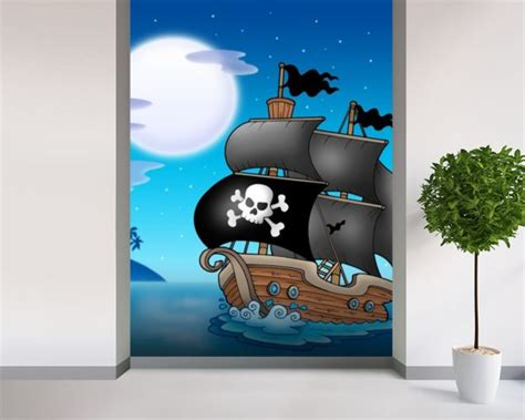 pirate wall murals wallpaper wall mural wallsauce usa
