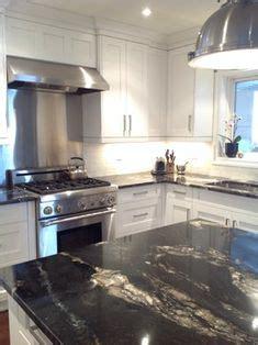Schwarze Granitküche Countertops Image Result For Titanium Granite Countertops With White