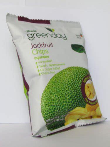 Greenday Durian Chipsthai Snackhealthy Snackreal Fruit greenday 100 jackfruit chips fruit snack dried fruit premium thai fruit 40 g 1 41