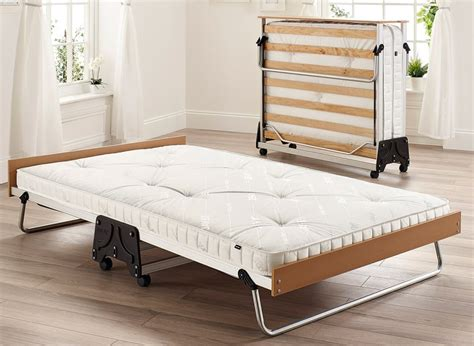 jaybe j bed 120cm small double size jay be breeze folding bed with foam free anti allergy