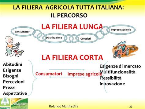la filiera alimentare la filiera agricola italiana per la salubrit 224 e il gusto