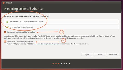 Install L Ubuntu by How To Install Ubuntu 14 04 14 10 15 04 15 10 On An Empty
