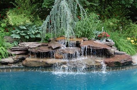 how to build a waterfall into a pool diagram of building a pond with waterfall diagram free
