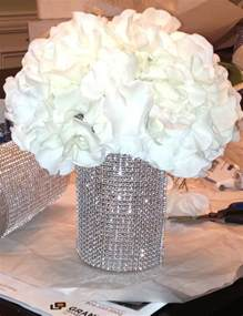 bling centerpieces for weddings diy bling wedding centerpiece princess wedding