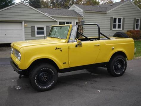 Jeep Scout For Sale Buy Used 1979 International Scout Ii Ss2 Sport Utility 2