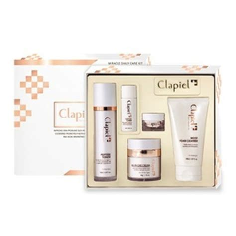 Promo Terbaik Korean Mamonde Skin Care Sle Kit clapiel miracle daily care kit clapiel skincare shopping sale koreadepart