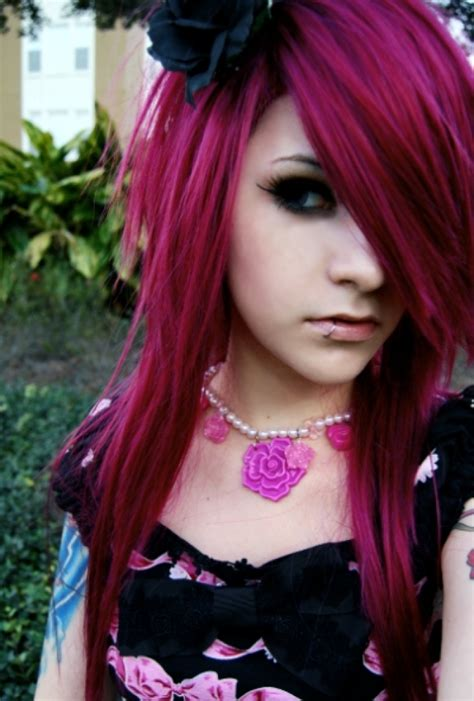 short emo hairstyles tumblr scene hairstyles for girls with medium hair tumblr www