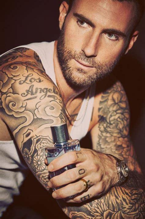 Parfum Ambassador Ritz Black adam levine is the new ambassador for yves laurent y