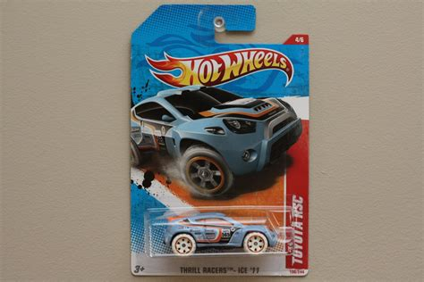 Hotwheels Thrill Racers wheels 2011 thrill racers toyota rsc turquoise